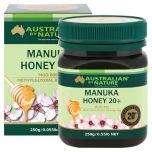 Australian by Nature Manuka Honey 20+ (MGO 800) 250g  ABN00613