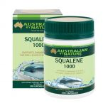 Australian by Nature Squalene 1000mg 100 Capsules ABN00626