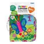 Lamaze - Soft Book - Counting Animals LZ-27923