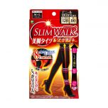Slimwalk Compression Tights with warm Processing [Made in Japan] M-L