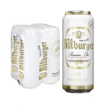 Premium Pils 500ml Can x 4