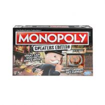 Hasbro - Monopoly Cheaters Edition E18711390