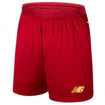 New Balance LIVERPOOL Football Club Home Junior Shorts 2019/20