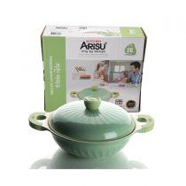 Kitchen Arisu - Aurora Pot Series - 28CM 雙耳鑊 (IH) KAIHWP28CM