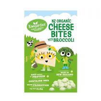 Kiwigarden NZ Organic Cheese Bites with Broccoli KG0670X