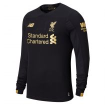 New Balance LIVERPOOL Football Club Home Mens Goalkeeper Long Sleeve Jersey 2019/20