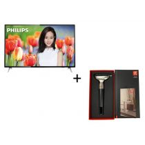 "Philips - 50""4K LED TV 50PUD6172 with Zwilling Peeler ZW376  (while stocks last) (No Free Installation)"
