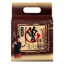 曾 - 香蔥椒麻拌麵 (提袋裝) 116g x 4袋 TSENG1