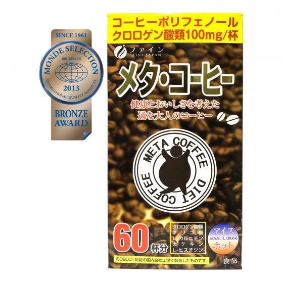 優之源®美特咖啡 66克 (1.1克 x 60包) 000074
