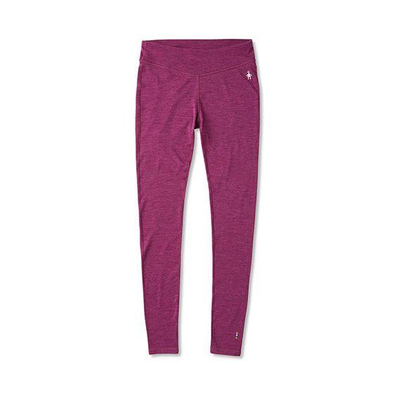 Smartwool 女裝羊毛褲 W's Merino 250 Baselayer Bottom-Sangria Heather-19242 Smartwool_19242_SH
