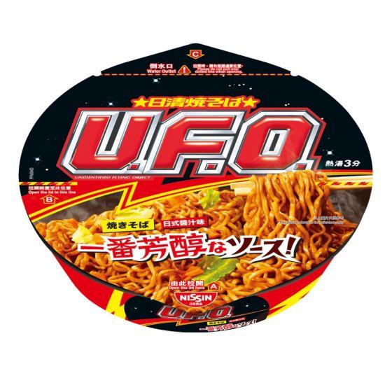 日清 - UFO炒麵日式醬汁味[原箱]
