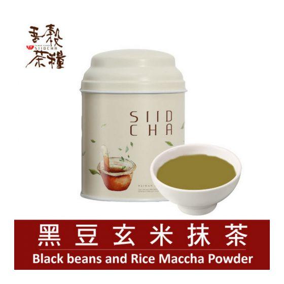 1008023 吾穀茶糧 - 黑豆玄米抹茶