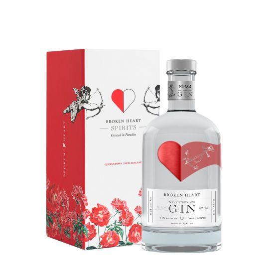Broken Heart - Classic Gin 40% alc. 700ml [禮盒]
