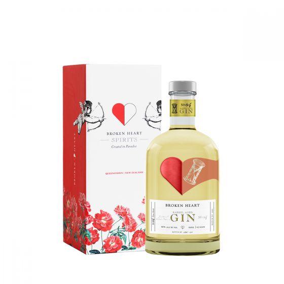 Broken Heart - Barrel Aged Gin 40% alc. 500ml [禮盒]
