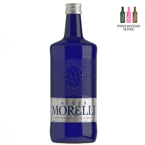 Acqua Morelli 意大利天然優質礦泉水 750ml (玻璃樽裝)