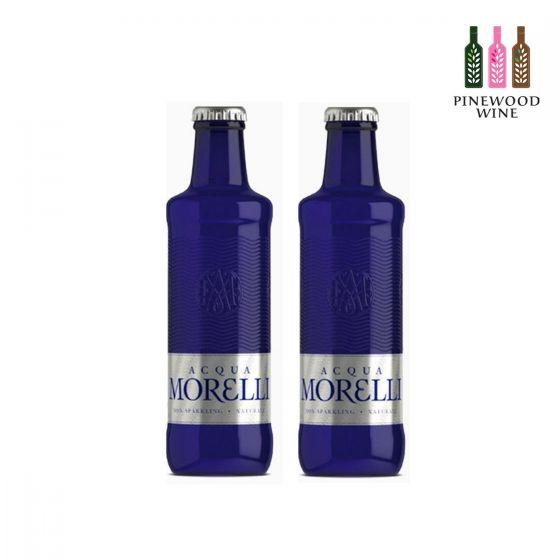 Acqua Morelli 意大利天然優質礦泉水 (玻璃樽裝) 250ml x 2