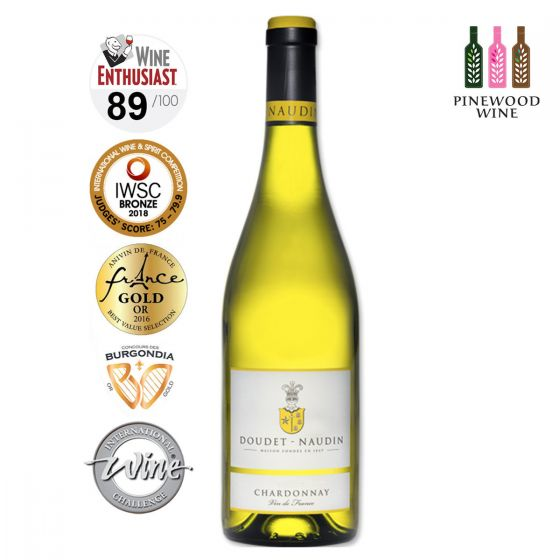 Doudet Naudin Chardonnay 2018