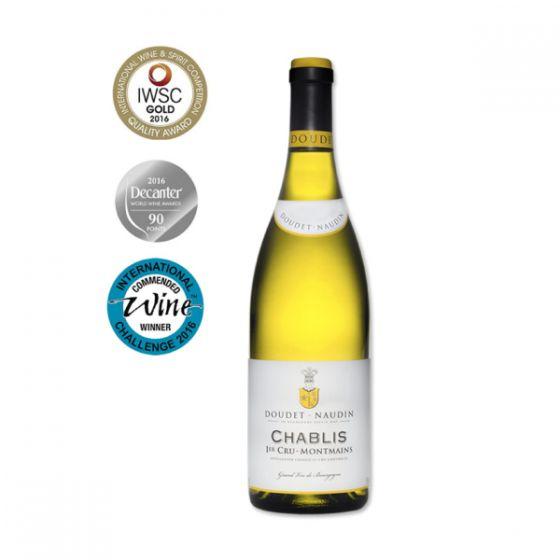 Chablis Grand Cru Bougros 2016