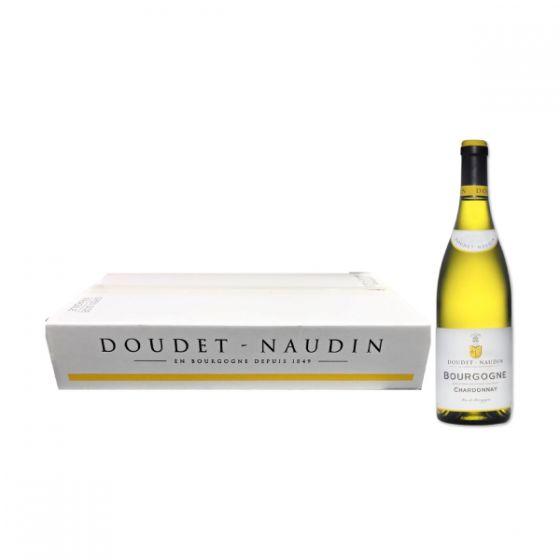 [原箱] Doudet Naudin Bourgogne Chardonnay Blanc 2016 10218058