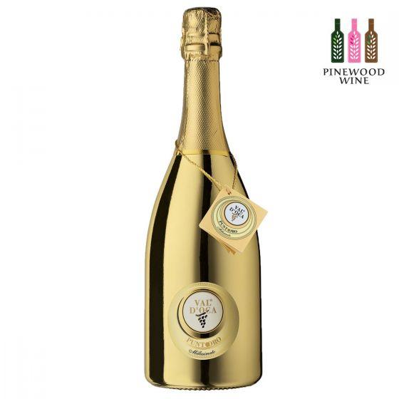 Val d'Oca - [黃金版行貨] PUNTO ORO 意大利單一年份微甜氣泡酒 10218395