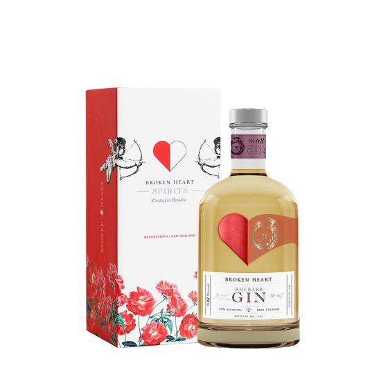 Broken Heart - Rhubarb Gin 40% alc. 500ml [禮盒]