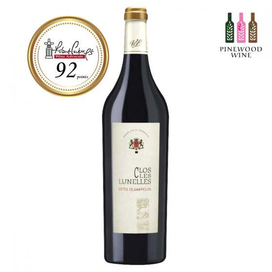 10218529 Clos Les Lunelles - Cotes de Castillon