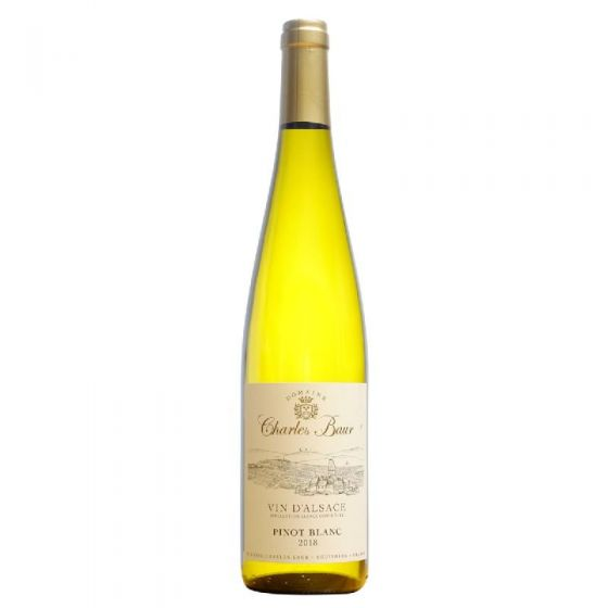 Charles Baur Pinot Blanc Alsace 2018 750ml x 1支 10218751