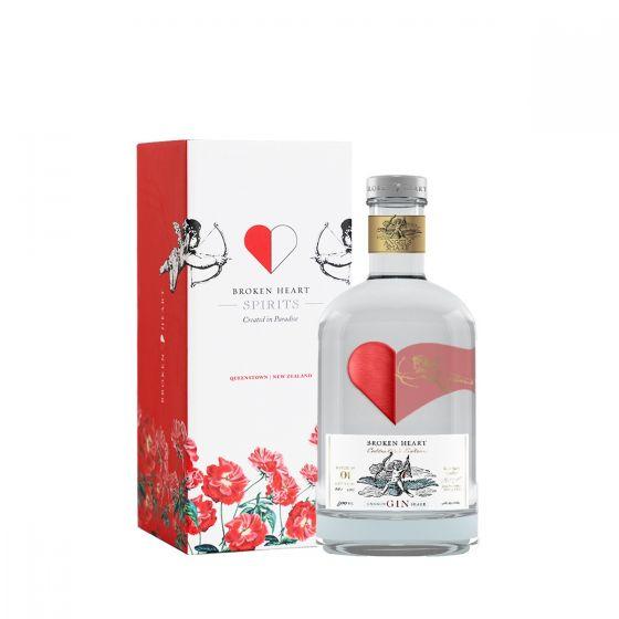 Broken Heart - 天使顫酒 Angel's Share Gin 40% alc. 500ml [禮盒]