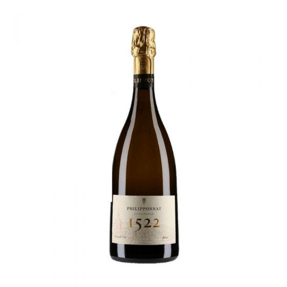 Philipponnat - Cuvee 1522 Grand Cru Brut Champagne 2008 750ml x 1 支 10218893
