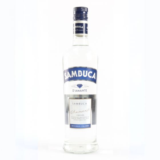 Francoli Distillerie - Sambuca Bianca D'amante 700ml 1061-38