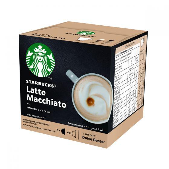 星巴克® -  奶泡咖啡咖啡膠囊 12398616