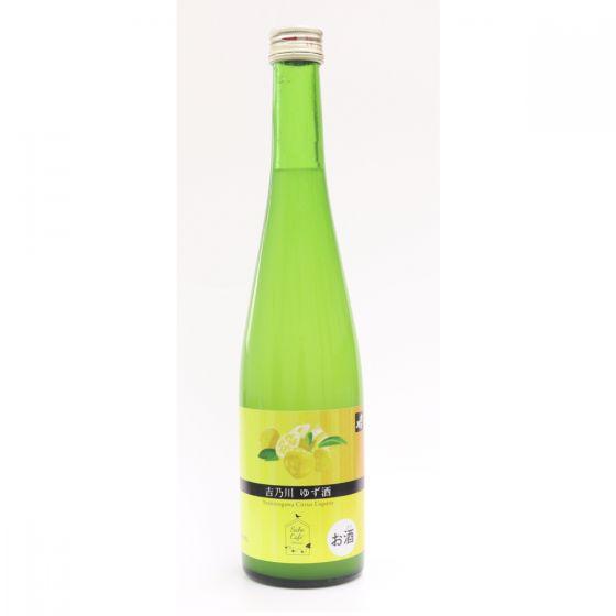 吉乃川 - 柚子酒 - 500ml x 2 1700-19