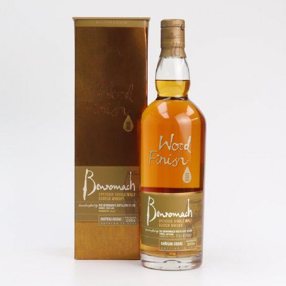 Benromach Ch Cissac Wood Finish 2006 威士忌 700ml x 1 支 (送1隻Glencairne Whisky Glass) - 數量有限
