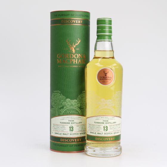 Gordon & Macphail Tormore 13 y.o. 威士忌 700ml x 1 支 (送1隻Glencairne Whisky Glass) - 數量有限