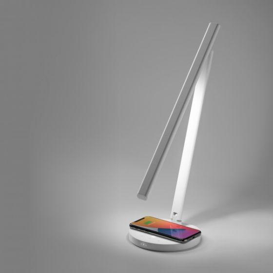 Momax Bright IoT 檯燈連無線充電
