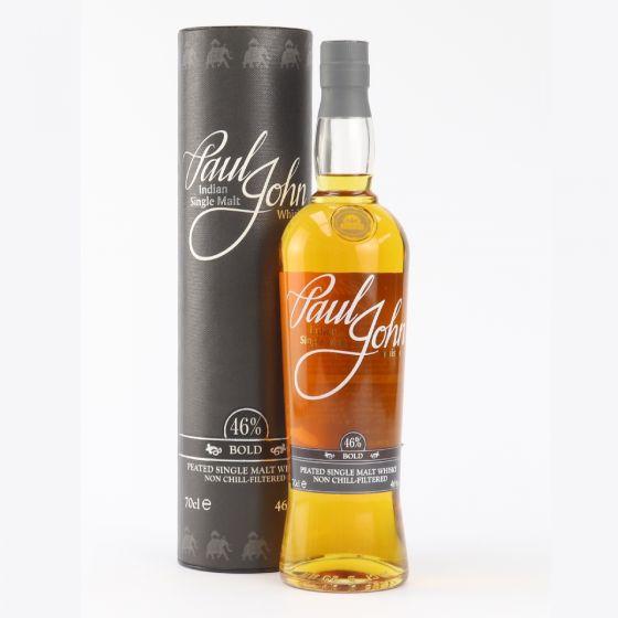 Paul John Single Malt Whisky-Bold 威士忌 700ml 2066-17
