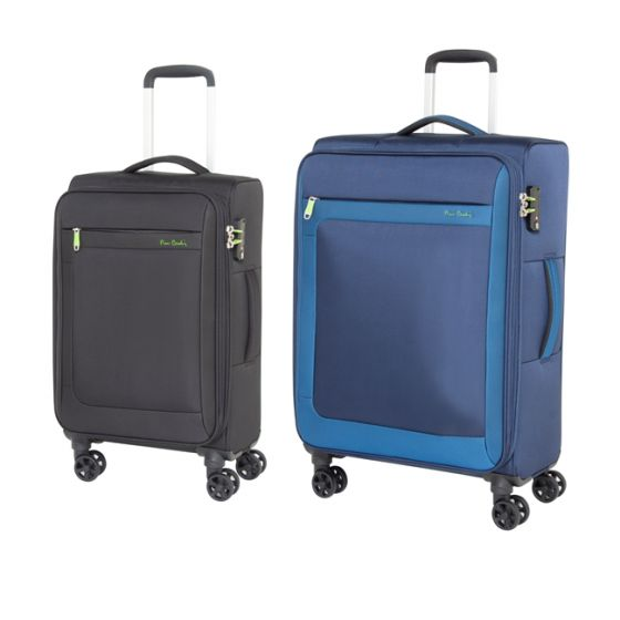"pierre cardin Super Light- (20"" / 24"" / 28"") 行李箱 (黑色 / 藍色)"
