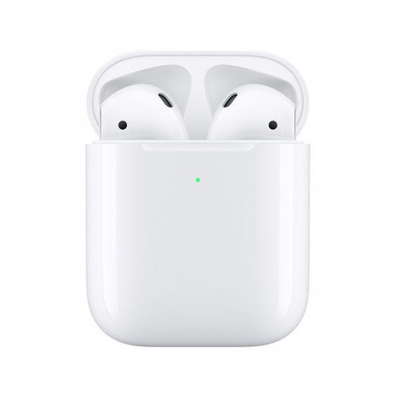 Apple AirPods 配備無線充電盒 (第二代)