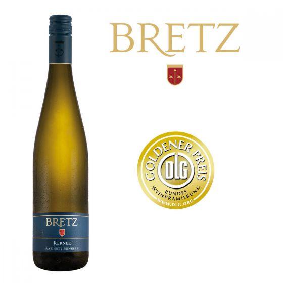 Bretz Kerner Kabinett Feinherb 2017 4260224990280-1