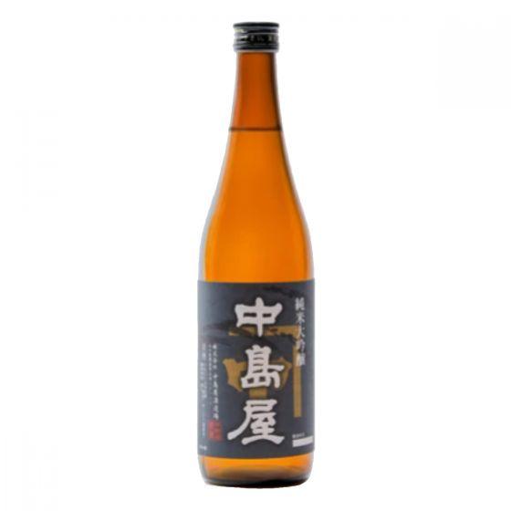 中島屋 - 純米大吟醸 720ml x 1 支 4519292002433