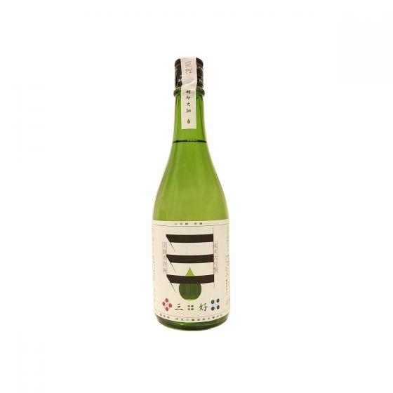 三好 - 綠 純米大吟醸 720ml x 1 支 4589542052709