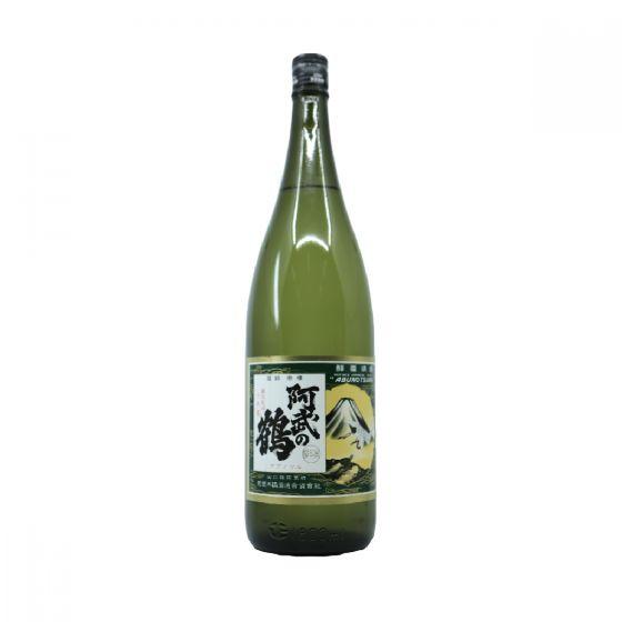 阿武之鶴 - 炎 純米吟醸 1800ml x 1 支 4589542052723