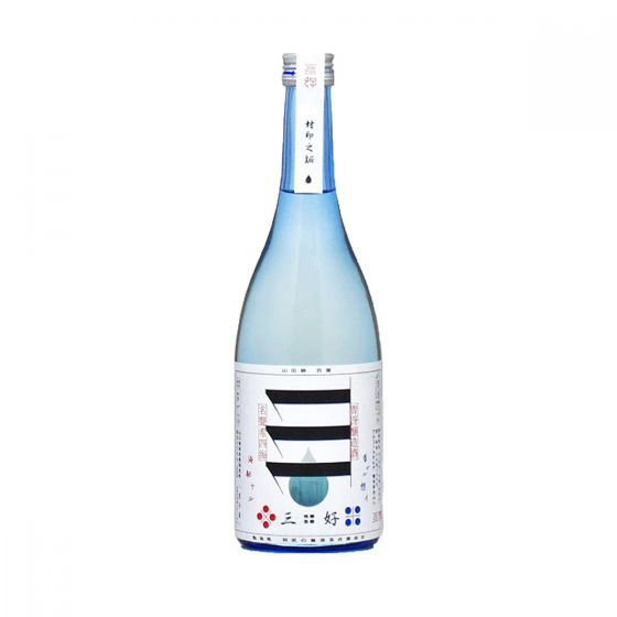 三好 - 藍 純米吟醸 720ml x 1 支 4589542053034