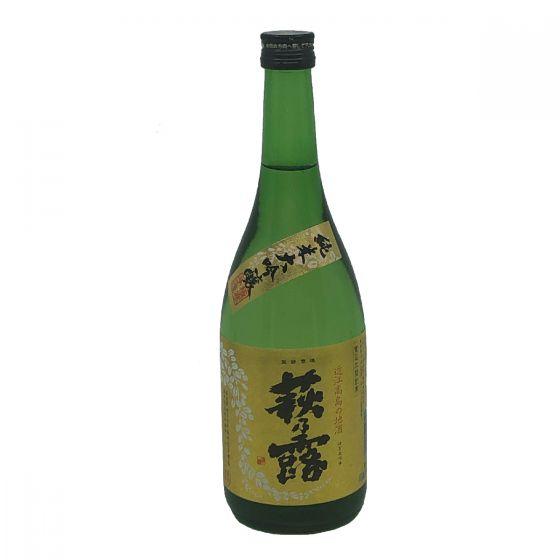 萩乃露 - 純米大吟醸 金 720ml x 1 支 4984133114796