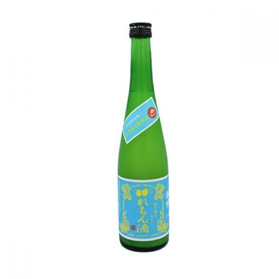 萩乃露 - 夏日檸檬果酒 500ml x 2支  4984133407560