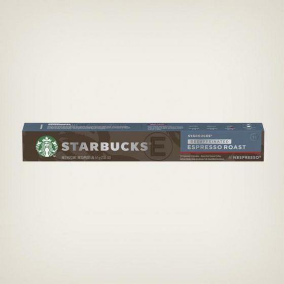 星巴克® -  低咖啡因特濃烘焙Nespresso咖啡粉囊 6200393