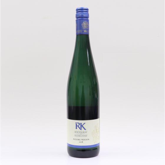 Reichsgraf von Kesselstatt - RK Riesling Dry QbA 2018 白酒 - 750ml 663-28