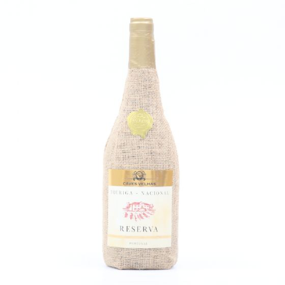 Caves Velhas Dao Reserva Tinto 紅酒- 750ml x 1 Bottle (送1罐葡萄牙沙甸魚-數量有限