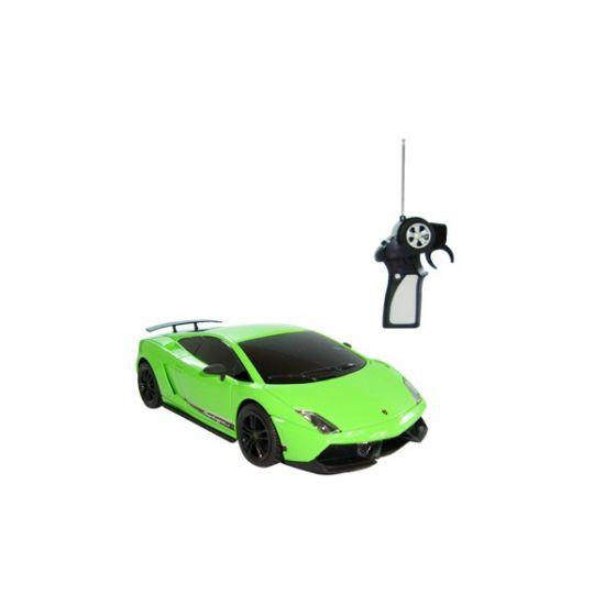 DX-Da Feng - 1:18 林寶堅尼遙控車 - 綠色 7665562211504_GN