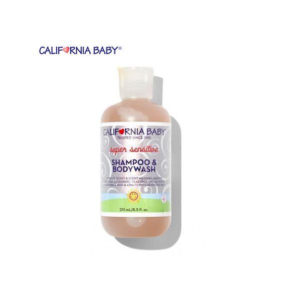 California Baby - 抗敏沐浴液 251ml